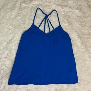 Abercrombie size Small cami blouse